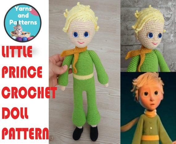 Little Prince | Crochet fox, Crochet projects, Crochet amigurumi | 467x570