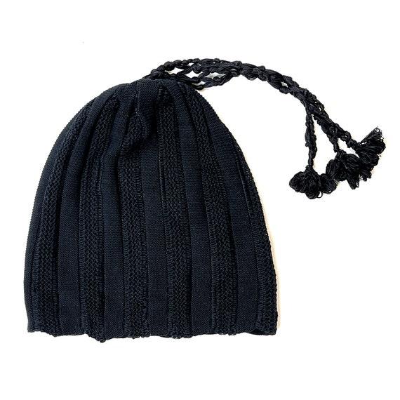 Ralph Lauren - Purple Label Collection Black Knit