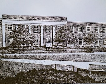 Elizabethtown College 'Baugher Student Center' by Tom F. Hermansader
