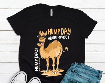 bf144395 Cool Camel Hump Day Shirt, Camel shirt, Hump day Tshirt, camel t shirt,  hump day t shirt, Hump day camel, Guess what day it is