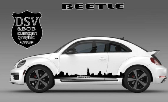 VW Mk1 polo side decals Please state colour on purchase