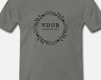 Vw Vdub Life t-shirt 1781f6e5ef07