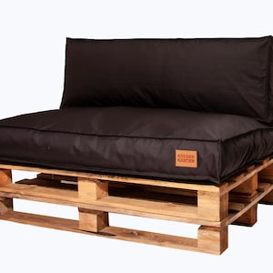 40x48x4 1x Sitting Pallet Cushion or 101.6x122x10cm many Colours available Outdoor fabric
