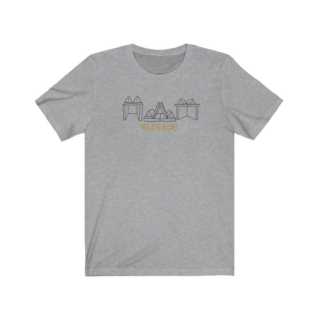Nugget Cult Unisex Jersey Short Sleeve Tee with Nugget ...