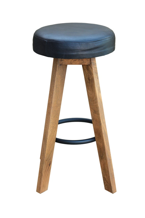 Incredible Mid Century Modern Counter Stool Squirreltailoven Fun Painted Chair Ideas Images Squirreltailovenorg