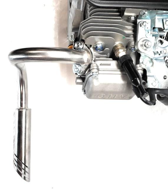 Mini Bike custom Exhaust Header Pipe for Predator 212cc, Honda GX160 & GX200