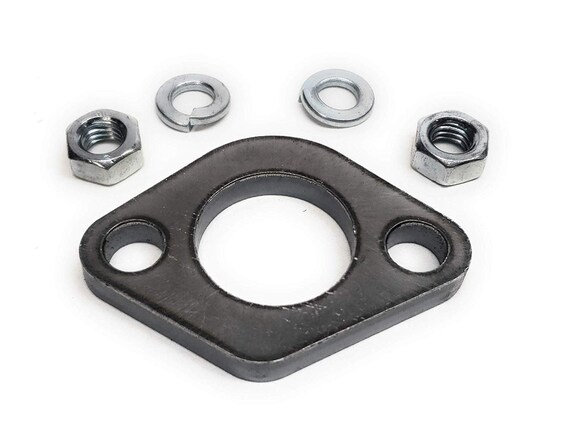 Duromax 16 HP /& 18 HP Stainless Steel Exhaust Flange for: Predator 420cc /& 301cc GX390 GX270