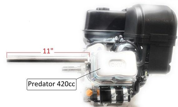 GX Honda 270 390 Predator 301cc /& 420cc Header Exhaust Pipe for: Go Kart