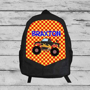 Custom Personalized Backpack,Personalized boys backpack,boys backpack,police,kids backpack,little policeman,Back to school backpack,B22
