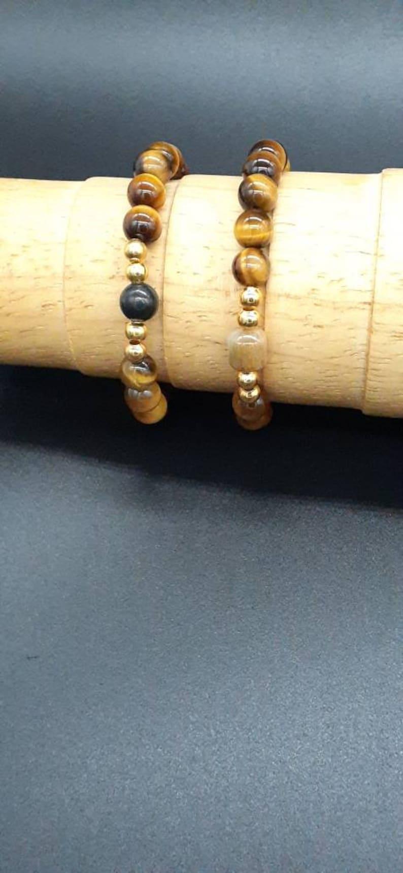 Tiger/'s Eye Grounding Bracelet