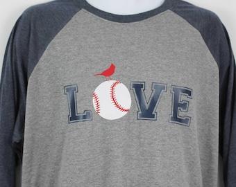 e7b4e8001 Cardinals Love Shirt