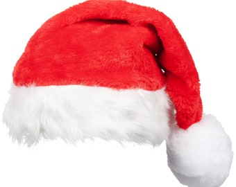 22e2a51f4d563 Christmas Deluxe Santa Hat