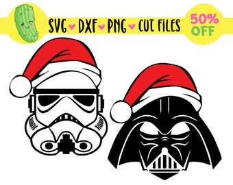 1de892274ffb9 Vader santa hat