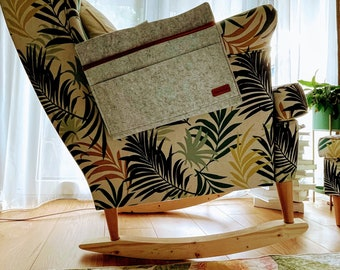 Rocking Chair Legs for IKEA Strandmon   Conversion Set   Nusery