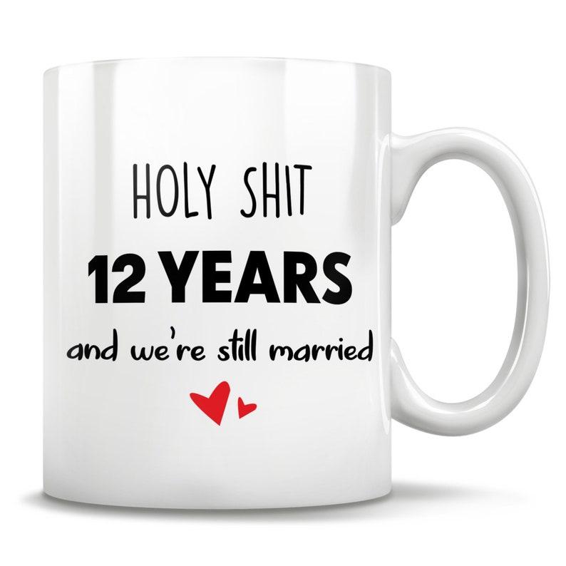 12th Anniversary 12th Anniversary Gift 12 Anniversary 12th Etsy