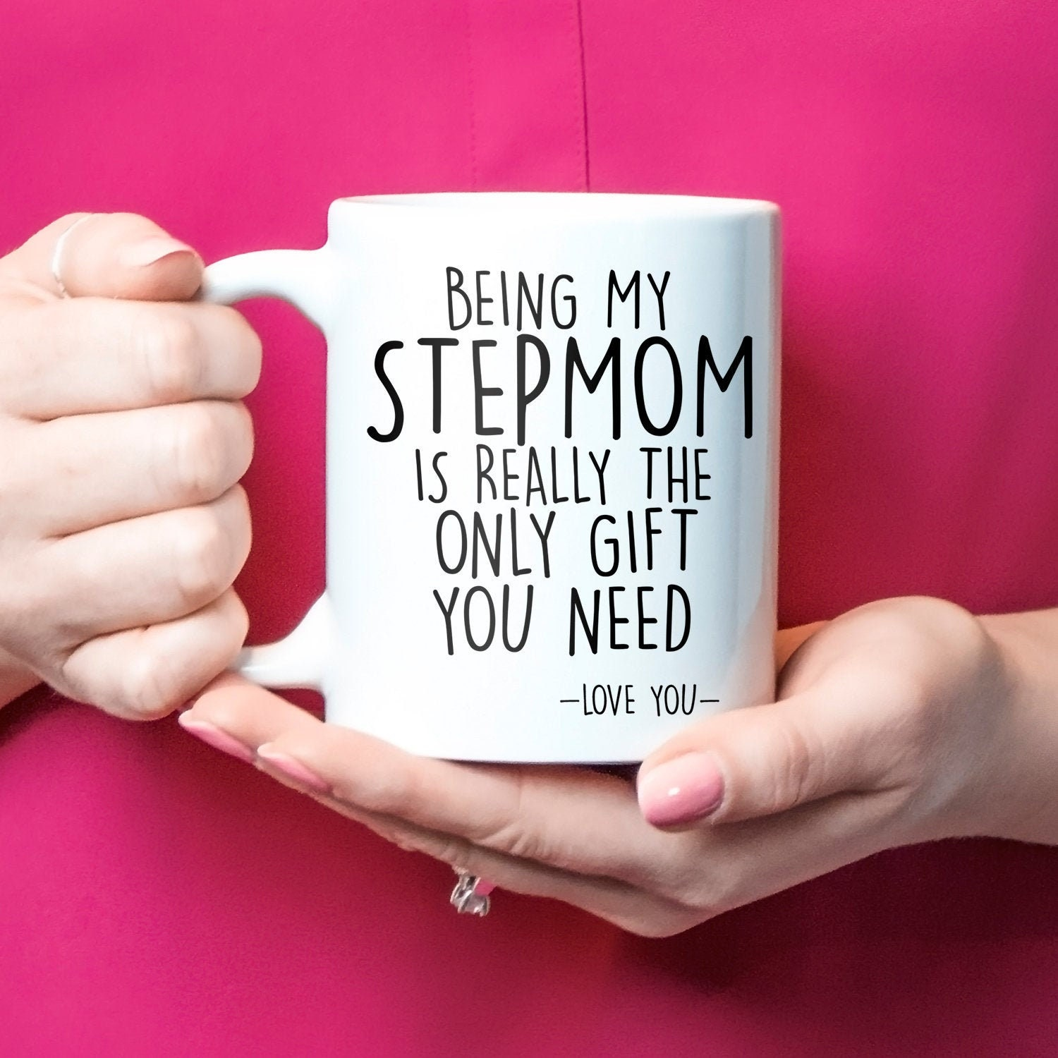 Details about  /Stepmom Gift Mothers Day Gift For Stepmom Birthday Gift For Stepmom Funny