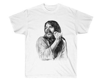 45b56a7c Bob Seger Retro Inspired T Shirt Unisex Heavy Cotton Tee Unisex Ultra  Cotton Tee