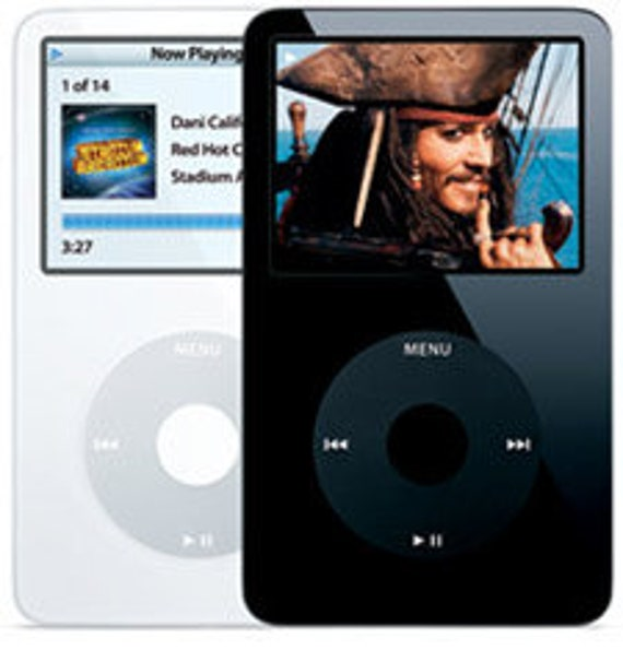 80GB iPod Video Classic 5th Generation Excellent Condition Refurbished white