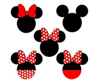 mickey mouse ears svg etsy rh etsy com Minnie Mouse Bow Clip Art Baby Mickey Mouse Clip Art