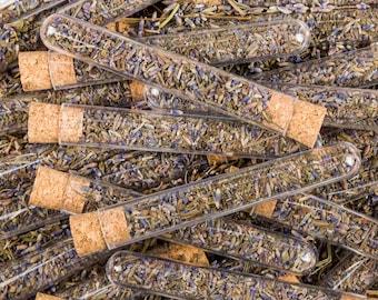 Wedding send off | Lavender toss | Wedding confetti | Biodegradable alternative natural confetti | HIBIMI