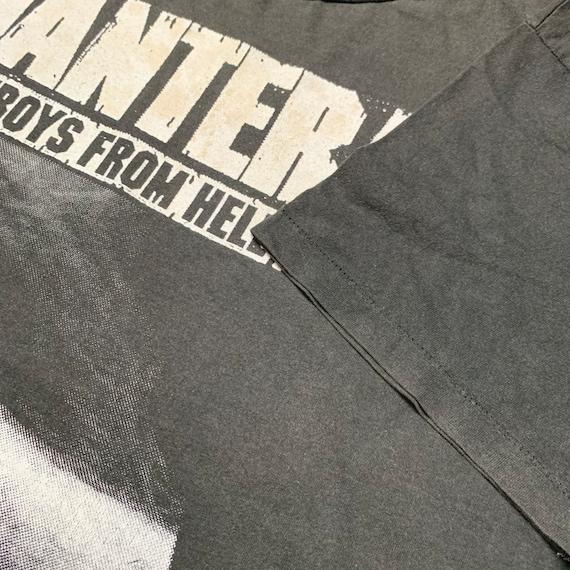 "Perfectly worn! 90s Pantera ""Vulgar Display of Po… - image 5"