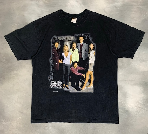 90s Buffy The Vampire Slayer TV Series T Shirt/90s