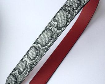 Fur handbag strap  107face337570