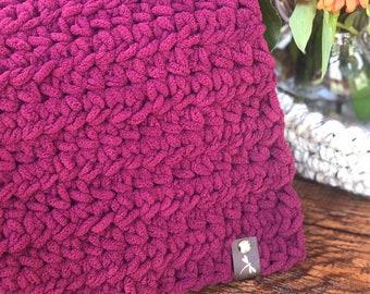 Lapghan chunky Senior Citizen gift Crochet throw grandchild gift Wheelchair lap kids blanket wheelchair throw Handmade lap throw