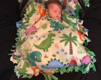 Car Seat Cover Poncho Kids Baby Toddler Blanket And Coat In One