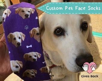 79bab2e4993d Customized Dog Socks ∙ Customized Pet Socks ∙ Personalized Pet Design ∙  Digital Pet Art ∙ Custom Pet Portrait ∙ Dog lover gift ∙ Pet Art