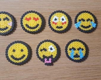 Pixel Emoji Etsy