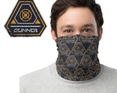 Star Wars Galaxy's Edge Smuggler's Run Gunner Face Mask