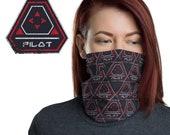 Star Wars Galaxy's Edge Smuggler's Run Pilot Face Mask