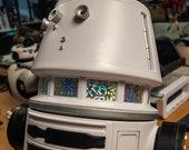 Galaxy's Edge R5 Astromech Replica Decals