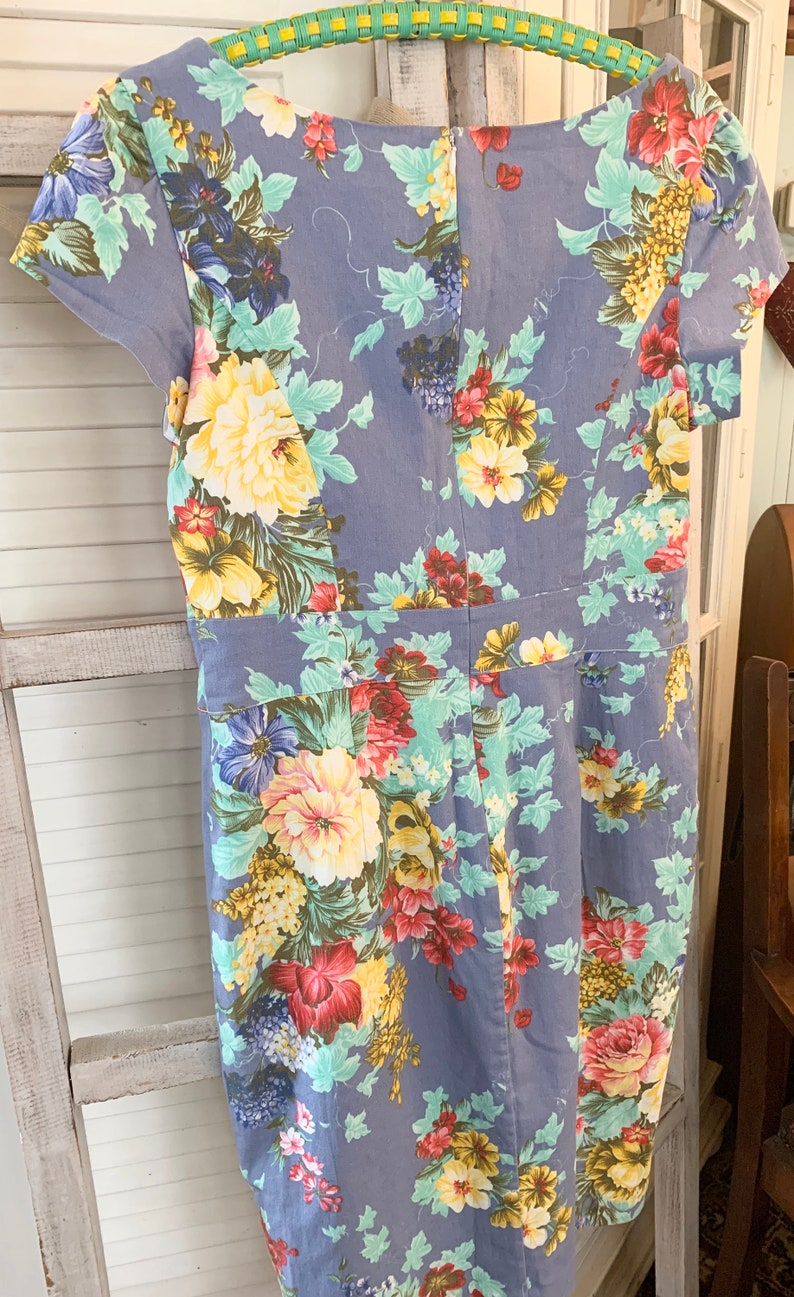 Vintage Style Baby Blues Dress made by Studibaker Australia