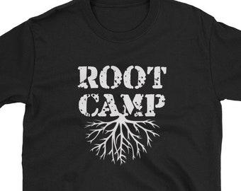 0c8003dec76e7 Root Camp   Funny Cute Military Training PTSD Veteran Grower Farmer Organic  Clone Cloning Budtender Dispensary   Birthday Present Idea