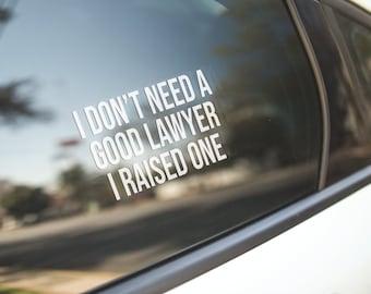 Add name justice walls tumbler Vinyl Decal Waterproof Car Window Stickers Car
