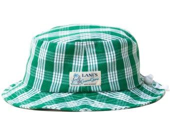 LANI'S General Store Bucket Hat (Palaka) Made in Hawaii U.S.A.