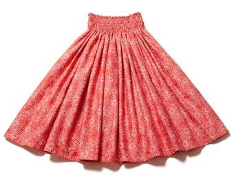 Hale No'eau by LANI'S General Store / 100% Cotton Pā'ū Skirt Made in Hawaii / Pa'u Skirt