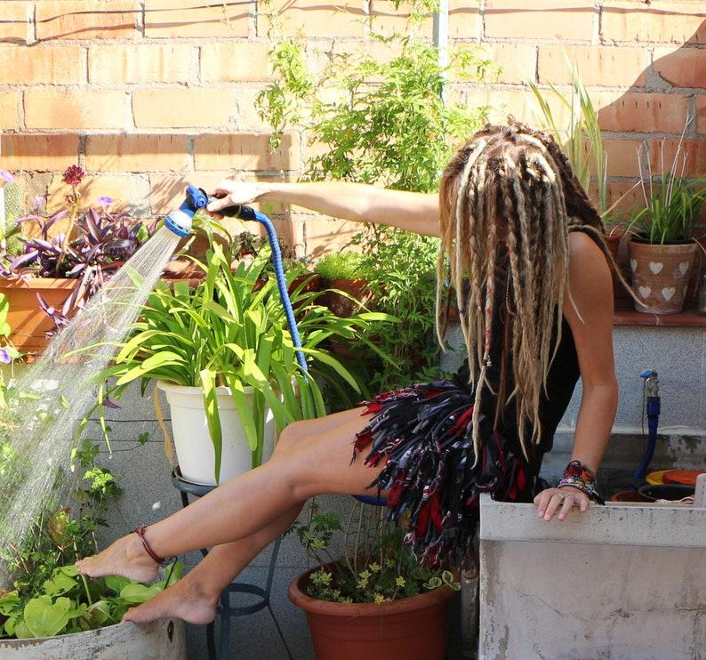 skirt goof chic boho chic skirt fringed skirt skirt festival boho clothing Tribal skirt gipsy skirt skirt skirt party hippie skirt