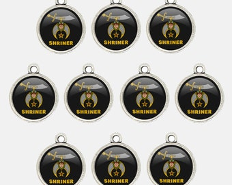 c0f349b31f8 S.hriner Personalized Charms for Bracelet Best DIY Jewelry Making Pendants  for Necklace