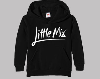 7828dad0458 Girls Little Mix Hoodie (3 Different Colours)
