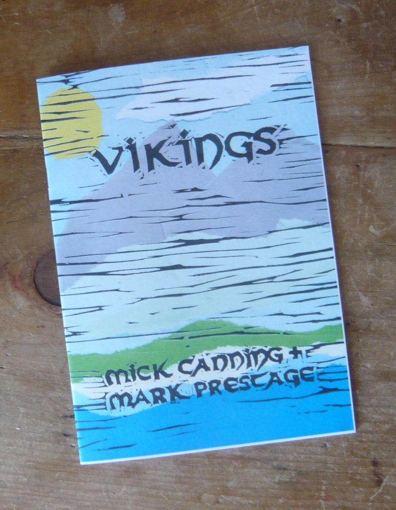Vikings Zine image 0