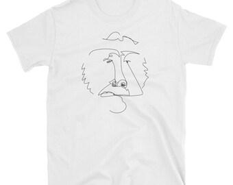 49f6568bb Orangutan design unisex shirt
