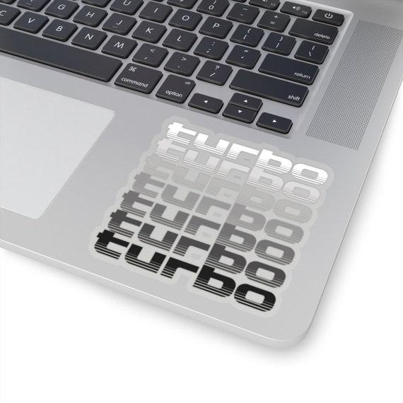 cdc8ada288e59 Toyota Turbo Sticker by Reefmonkey Land Cruiser Turbo 1fz