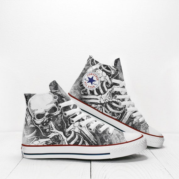 Converse Chuck Taylor® All Star® Sloane Monochrome Leather Hi SKU:8709783