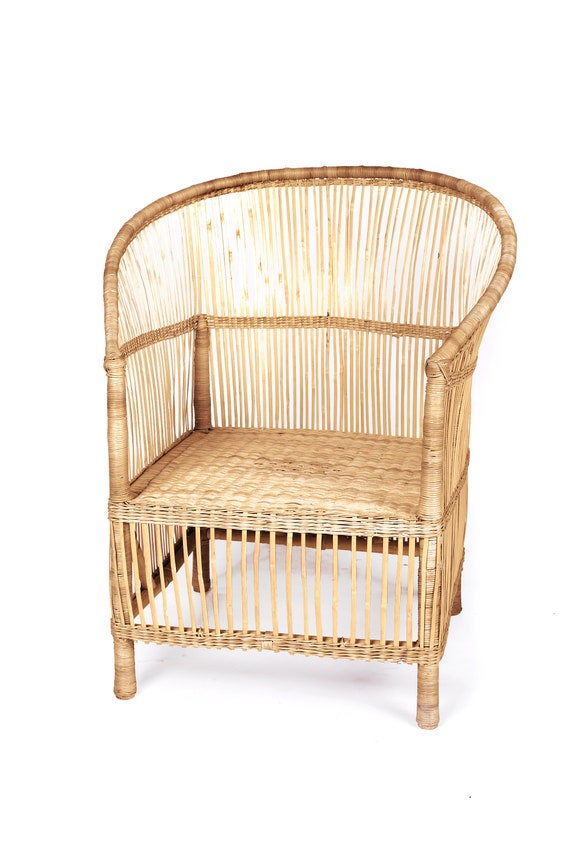 Sungwe Malawi Chair Bespoke Seating Made In Malawi Africa Etsy