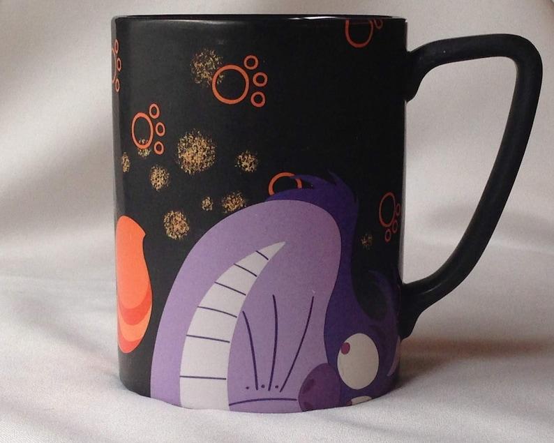 Cheshire Coffee Cup Alice Disney Cat Black Wonderland Store In Mug Purple Orange mw80Nn