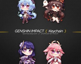 Genshin Impact Keychain