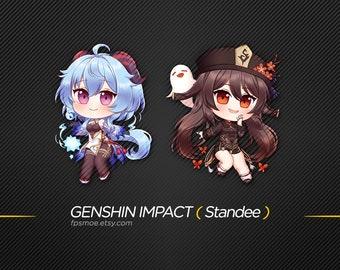 Genshin Impact Standee